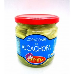 """Corazones de Alcachofa """"Gran Selección"""""""